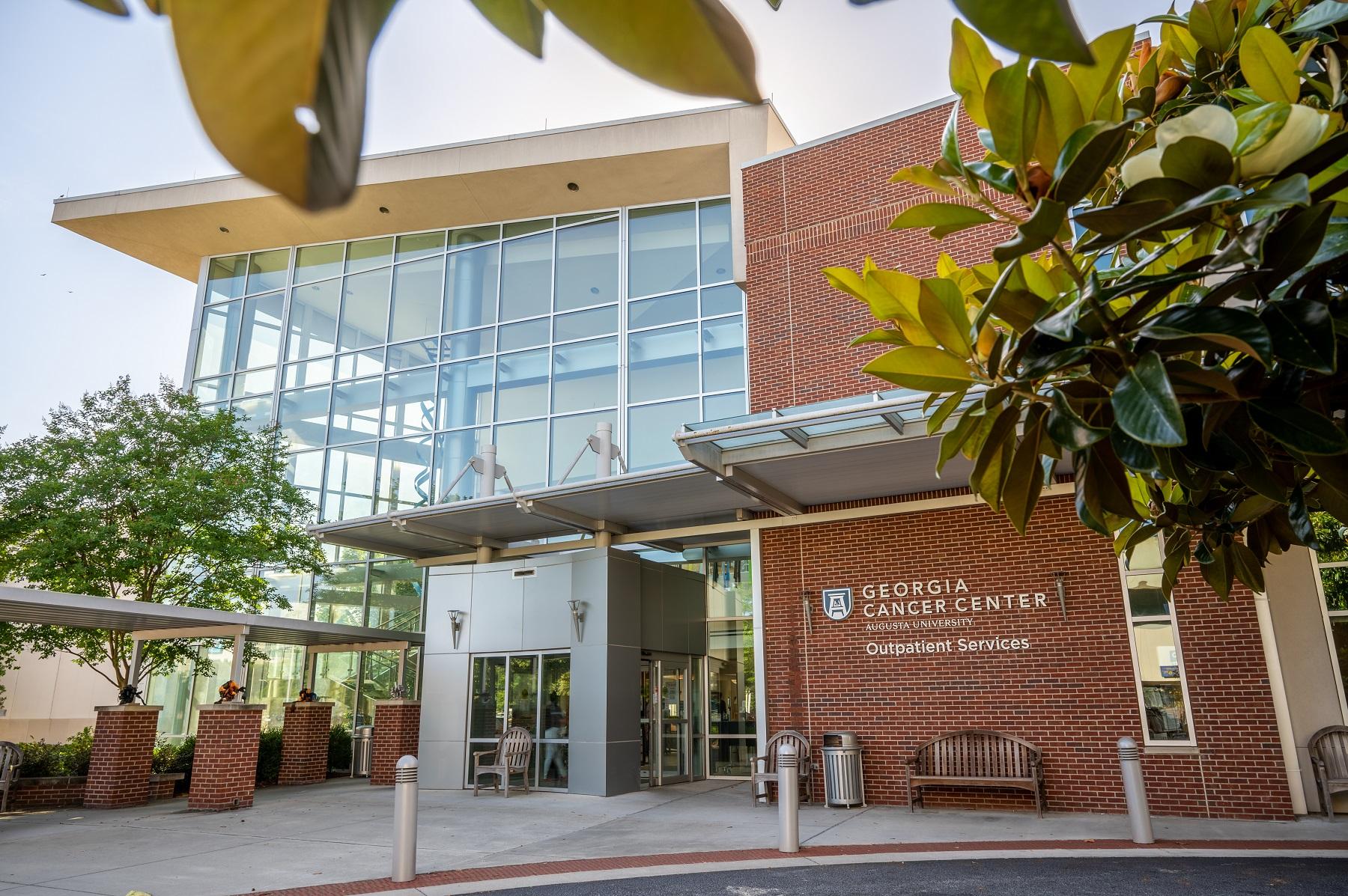 Cancer patient clinic building